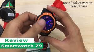 Hướng dẫn sử dụng đồng hồ thông minh smartwatch Zeblaze Blitz Z9 - YouTube