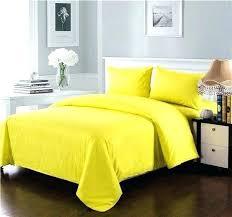 yellow twin xl comforter solid yellow comforter 3 4 piece cotton solid sunny yellow comforter set