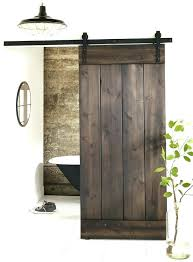 inspiring sliding barnwood door the snug is now a part of barn hardware closet track set