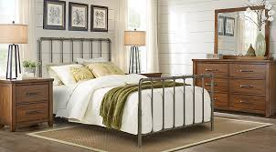 wood and metal bedroom sets. Plain Sets To Wood And Metal Bedroom Sets Rooms Go