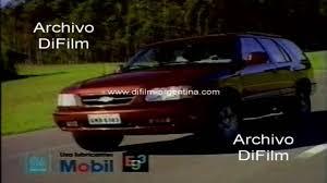 Publicidad camioneta Chevrolet Blazer 1997 - YouTube