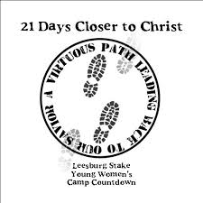 best 25 day countdown ideas on pinterest diy wedding day Wedding Countdown Messages beehive messages young women's camp 2010 21 day countdown come unto christ Wedding Countdown Printable