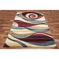 great teal and red area rug adamhosmer concerning red and brown area rugs plan