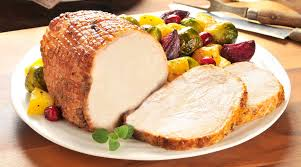 Crock pot turkey breast only needs 4 ingredients and you won't believe how easy it is to make! Balsamic And Herb Boneless Turkey Roast With Roasted Vegetables Lilydale