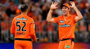 Roy, livingstone and clarke part of scorchers roster. Big Bash League Mitchell Marsh S 93 Off 41 Help Perth Scorchers Beat Brisbane Heat Sports News Wionews Com