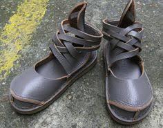 <b>Trippen</b> Match in Espresso Brown | Shoes | Обувь, Стильная обувь ...