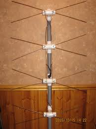 this antenna was used primarily as an experimental to introduce me to the world of ota i was intending on using this antenna for canadian broadcasts from
