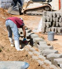 4 basic styles of retaining walls a