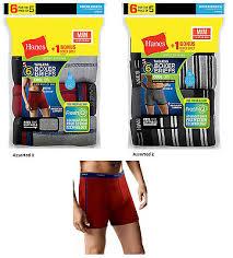 New Hanes Mens Freshiq Comfortsoft Boxer Briefs 5 Or 6 Pk