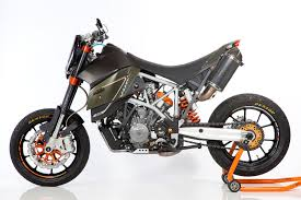 austrian scalps a bmw designer s take on the ktm 950 supermoto