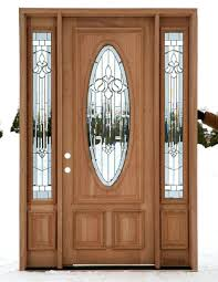 double entry front doorsFront Doors  Shaker 3 Lite Stained Mahogany Wood Prehung Front