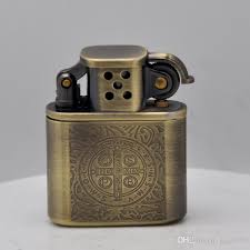 2018 old nine door pure kerosene lighter personality retro constantine ii wheel lighter from sqp1975 20 7 dhgate