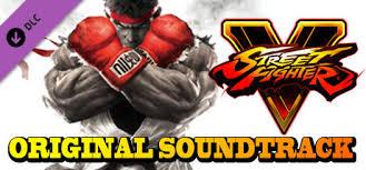 street fighter v original soundtrack on steam
