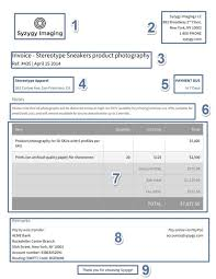 How To Create A Professional Invoice How To Make Professional Invoices In A Word Processor Tuts