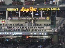 Chase Field Az Seating Chart Chase Field Arizona Diamondbacks Stadium Journey