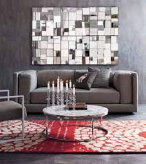 mirror wall decoration ideas living room 28 unique and stunning wall mirror designs for living room
