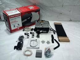 adjusting craftsman garage door opener craftsman garage door opener manual craftsman garage door opener manual for