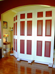 room divider covers large doorway