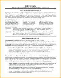 Sample Help Desk Support Resume Computer Help Desk Resume Raycare Co