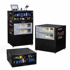Cribmaster Vending Machine Extraordinary Customizable Benchtop Vending Solution Johnston Companies