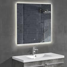 Badezimmerspiegel Beleuchtet Neu Haus Led Badezimmerspiegel