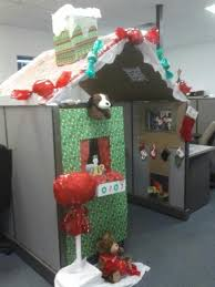 decorating office for christmas ideas. Office Christmas Decorations Ideas Brilliant Handmade Workstations. Decorating A Cubicle For | My S