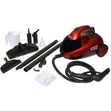 Kitchen Floor Steam Cleaner Ewbank Sc1000 Steam Dynamo Pressurized Steam Cleaner Red