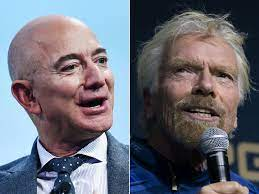Honestly Not To Best Jeff Bezos: Richard Branson On Moving Up Spaceflight