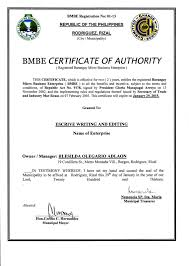 Certificate Of Authority Sample Certificate Of Authority Sample Unitedijawstates 1