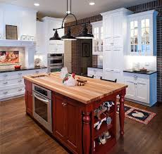 Decorative Kitchen Rugs Stunning Kitchen Look By Applying Red Kitchen Rug Chatodining