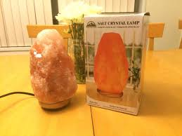 Bed Bath And Beyond Salt Lamp Best Salt Crystal Lamp Reviews Experience Over A Week Bed Bath And Beyond