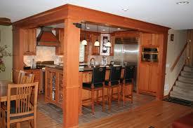 Stain Oak Kitchen Cabinets Oak Kitchen Cabinets Refinished In Hale Navy Benjamin Moore