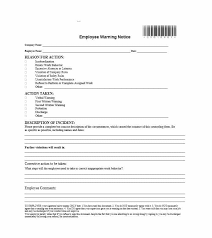 free employee warning forms employee warning notice download 56 free templates forms