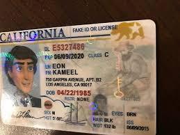 Fun With Hologram Holograph Id Card Scannable Fake License xwqa1YB