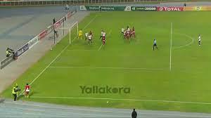 هدف التعادل لكينيا أمام مصر