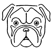 dog face drawing for kids. Brilliant Kids Click On Image To Enlarge Throughout Dog Face Drawing For Kids H