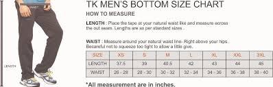 Men S Bottoms Size Chart 19 Genuine Mens Bottom Size Chart