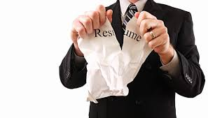 Resume No Nos Resume Writing Mistakes That You Should Avoid 34
