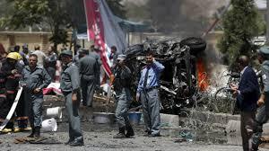 In kabul gab es zwei gedenksteine, im feldlager camp warehouse vor dem stabsgebäude, der 2013 abgebaut wurde, und einen am flughafen kabul, ein geschenk der stadt berlin an die deutschen soldaten. Selbstmordanschlag An Flughafen In Kabul Politik Sz De