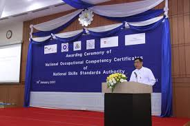 national employment skill development just another wordpress site since 2007 myanmar has launched the national skill standard authority nssa headed by deputy minister for labour and comprised of various stakeholders