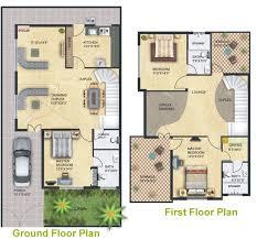 sensational idea 6 duplex house plans for 30x60 site west facing plot images bedroom as per