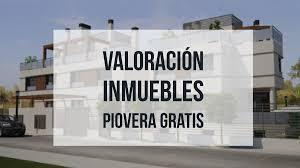 Valoración Inmuebles Piovera Gratis  Vohome PropiedadesTasacion De Pisos Gratis