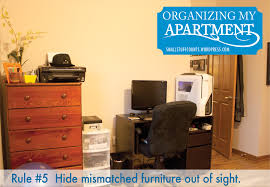 Mismatched Bedroom Furniture Organizing My Apartment 7 Rules For The Bedroom Small Stuff Counts