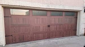 quality garage door repair company in cypress tx