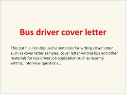 School Bus Driver Job Description For Resume Resume For Driving Job