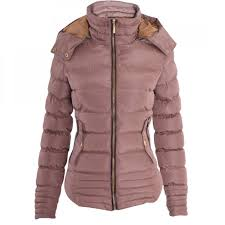 Womens Designer Hooded Short Jacket Quilted Winter Puffer Padded ... & Interval by Brave Soul Womens Designer Hooded Short Jacket Quilted Winter  Puffer Padded Coat Puffa Adamdwight.com