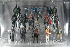 Clear Stands For Display SmallJoes Action Figure Display Stands 75