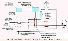 gfci circuit diagram gfci image wiring diagram home inspector says gfcis are not wired correctly electrical on gfci circuit diagram