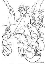 Small Picture Peter Pan Coloring Pages Free Printables Animal costumes Free