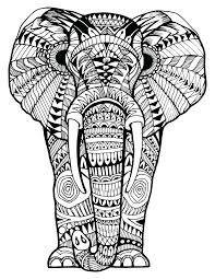 elephant color pages elephants coloring pages elephant template
